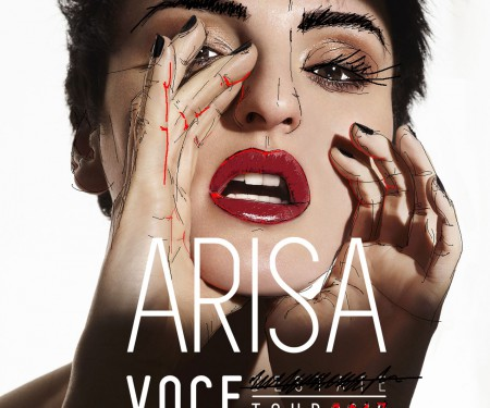 ARISA Voce Tour 2017